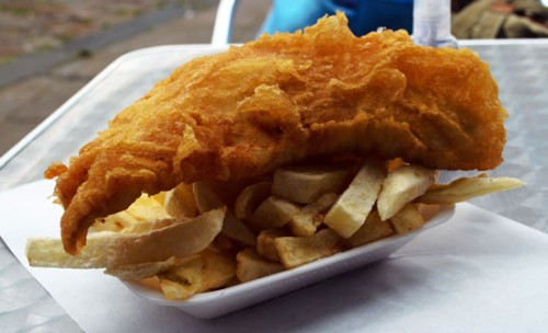 1001 vinegar tips - fish-and-chips