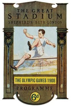 2012 london olympics sustainability - Olympic games 1908 London