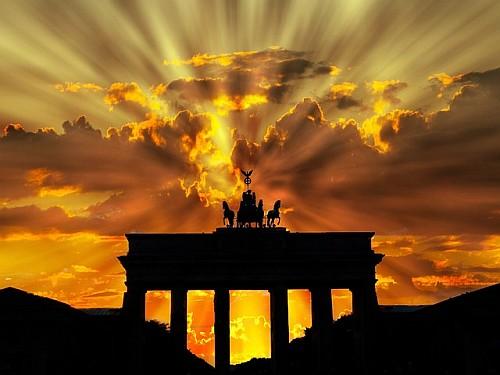 Eco-holiday Germany Brandenburg Gate