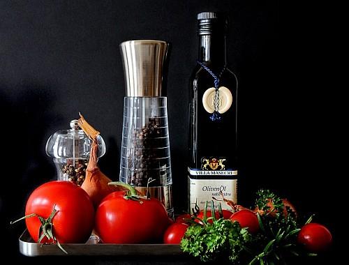 The Taste of the mediterranean