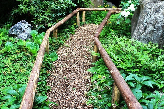 Build Your Garden Soil with Wood Chips
