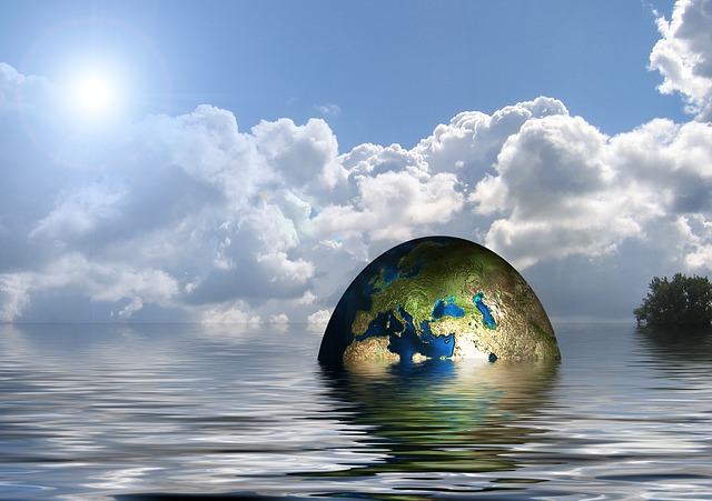 Global warming effects picture