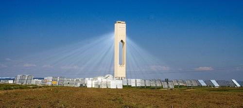 Advantages Disadvantages Solar Energy - PS10 solar power tower