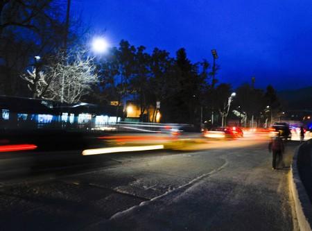 Advantages Disadvantages Solar Energy - Solar power street lights in Kabul