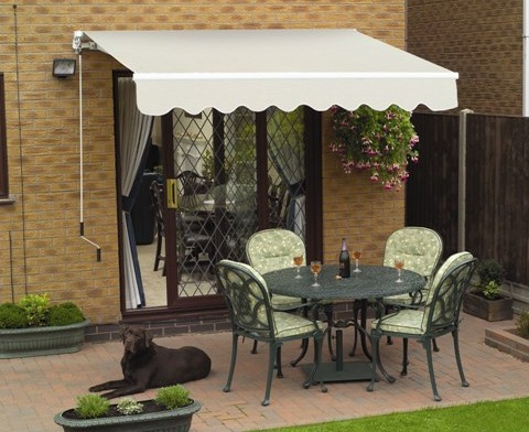 Awnings Can Save You Energy