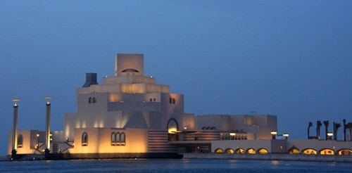 Eco Friendly Products Showcased in Doha - Islamic Art Museum,Doha