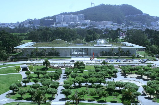 Eco Friendly Structures - California Academy of Science