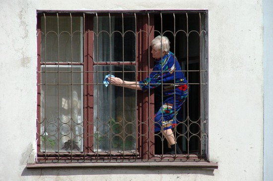 Eco friendly window cleaning 1