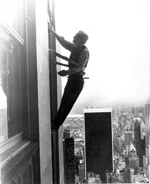 Eco friendly window cleaning