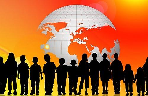 Ecological footprint for kids - Global kids