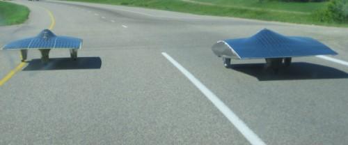Electric car - Solar Vehicles