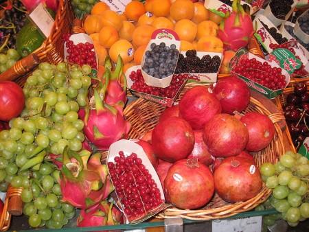 organic fertilizer - fruit and berries