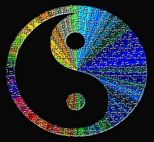 Fung Shway - yin - yang