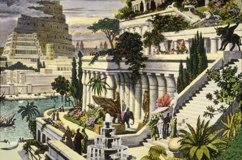 Green City - Hanging Gardens of Babylon