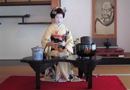 Green tea health benefits - Tea Ceremony