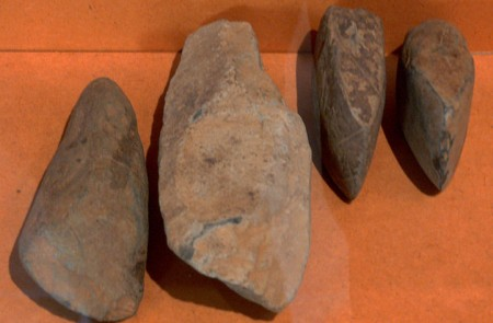 Recyclable materials list - Neolithic axes