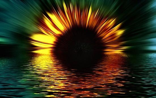 Solar Pool Heater - Reflections