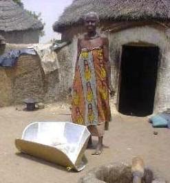 Solar panels cost - solar panel cooker