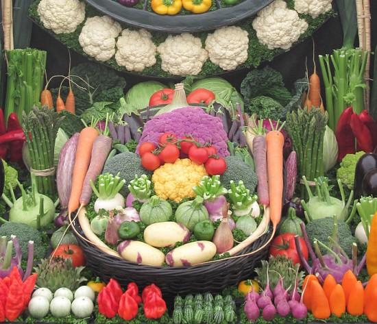 The history of organic gardening