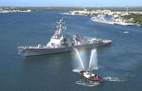 Biofuel Navy - USS Chung Hoon1