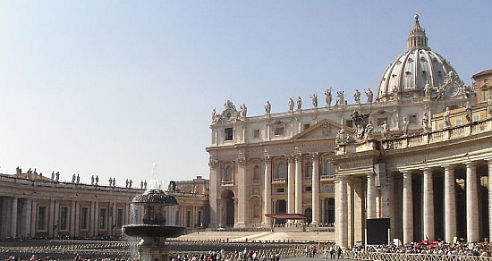 Vatican - eco-tourism - protection of water
