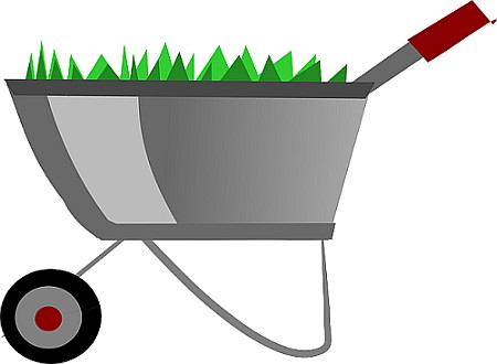 Vegetable garden layout - Wheelbarrow