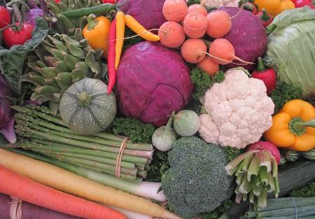 natural pesticides for vegetable gardens - vegetables