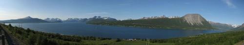best eco holidays - Balsfjorden fjord