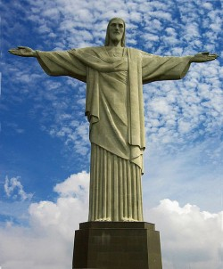 best eco holidays - Cristo Redentor Rio