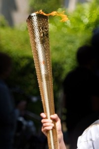 Olympic Games 2012 - olympic torch